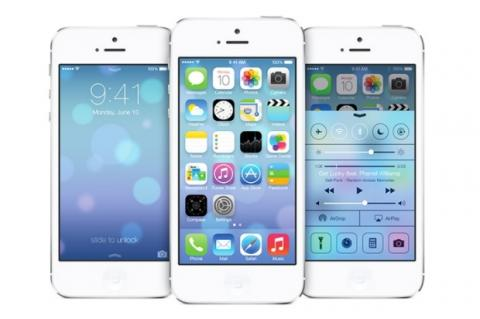 iOS 7 beta 6 ya disponible