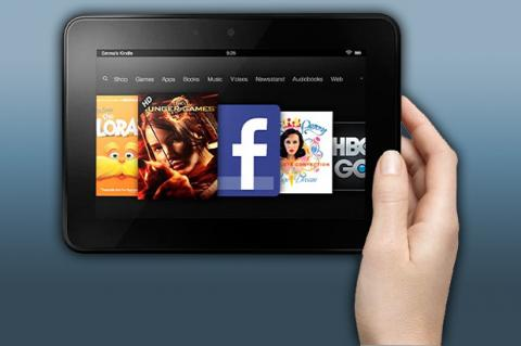 Se filtran benchmarks de nueva Kindle Fire HD de Amazon