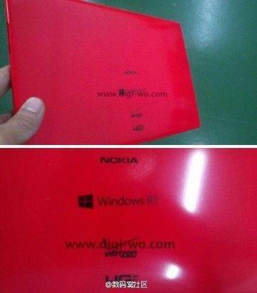 Tablet Windows RT de Nokia