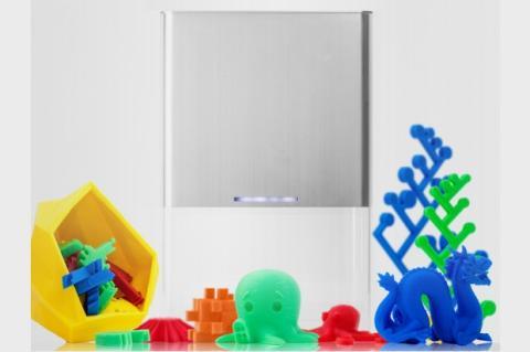 Buccaneer, impresora 3D por 350 dólares