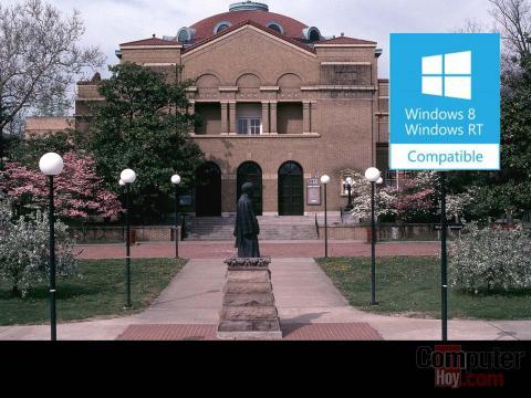 Universidad de Illinois escoge Windows 8 RT
