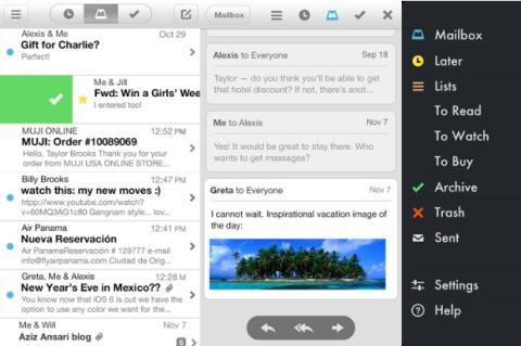 Enlaza Mailbox con Dropbox para obtener 1 GB gratis