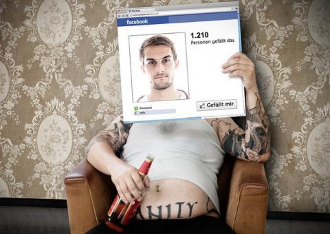 Usar Facebook te hace más infeliz