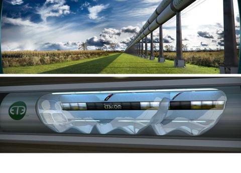 El proyecto Hyperloop no será finalmente posible
