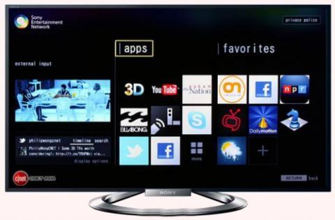 Sony KDL-46W905A Smart TV
