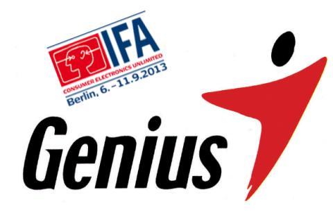 Logo de Genius