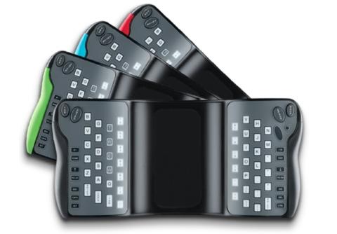 TREWGrip, nuevo teclado móvil