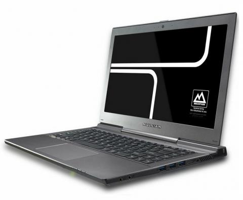 Mountain presenta su nuevo portátil, el Light 144G