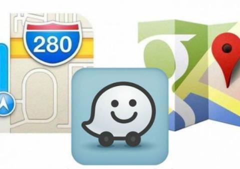 Google Maps y Waze mejoran y se complementan entre sí