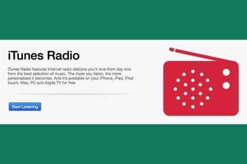 iTunes Radio llegará en septiembre, con muchos anuncios