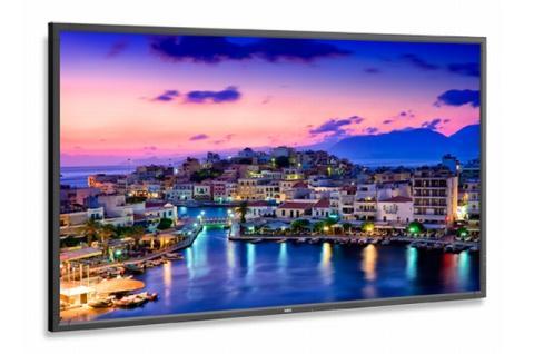 NEC V801, la nueva pantalla de 80 pulgadas de la serie V