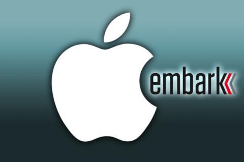Apple compra Embark, otra compañía para mejorar sus mapas
