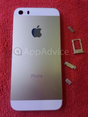 iPhone Dorado