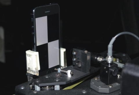 pantalla prueba iphone 5