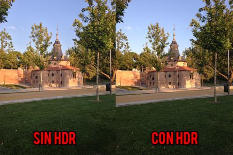 iphone 5 HDR