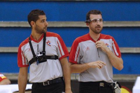 Vodafone retransmite partido de basket con cámaras subjetivas a través de 4G