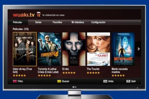 Wuaki.tv se estrena en PlayStation 3 con un alquiler gratis