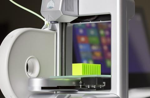 Windows 8.1 hará impresión 3D más fácil