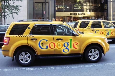 Google está trabajando en un taxi que se conduce solo