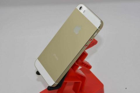 iPhone 5S dorado champagne