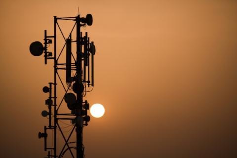 Cobertura 3G en España, con datos de la CMT