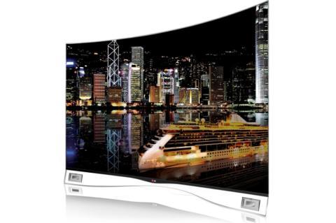 LG 55EA9800, llega a Europa la primera tele OLED 3D curvada
