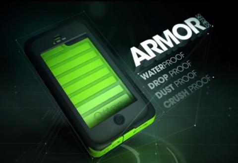 Armor, la funda indestructible de Otterbox