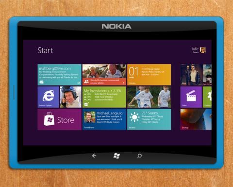 Nokia Sirius, nuevos datos de esta tablet Windows RT