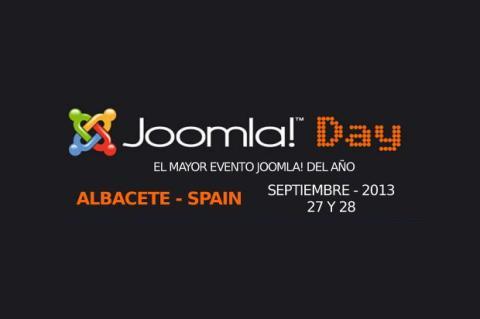 Cartel de Joomla Day! España