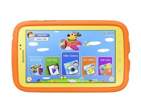Galaxy Tab 3 Kids, la tableta de Samsung para niños