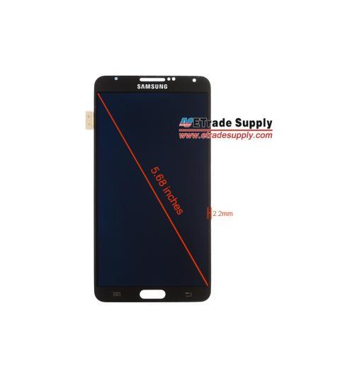 Galaxy Note III, fotos en alta calidad de su pantalla