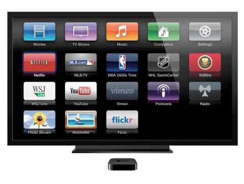 Actualización de Apple TV con VEVO y Disney Channel