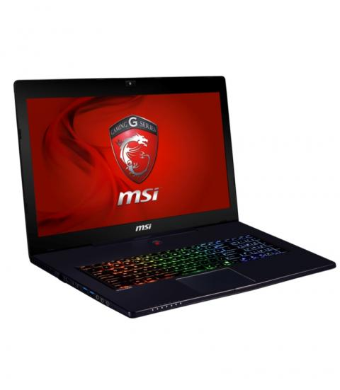 Notebook MSI GS70 Stealth Ultra Gaming, potente y versatil