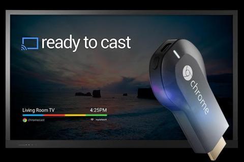 Aplicación para instalar Chromecast disponible en App Store