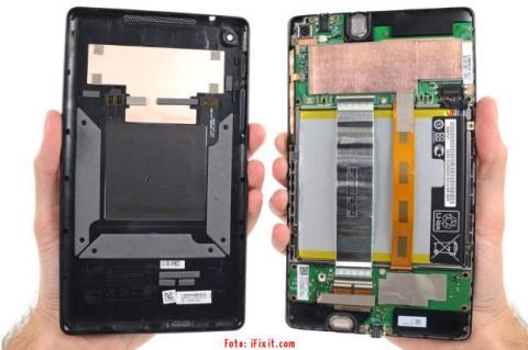 analisis nexus 7 2013 hardware