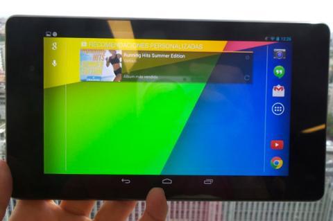 Nueva Nexus 7 diseño