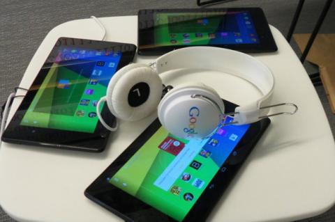 Nexus 7 2013 Audio
