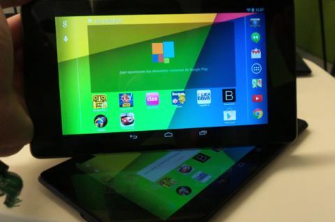 Nueva Nexus 7 2013