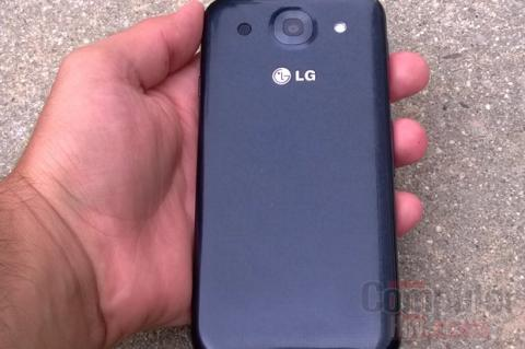 Diseño LG Optimus G Pro