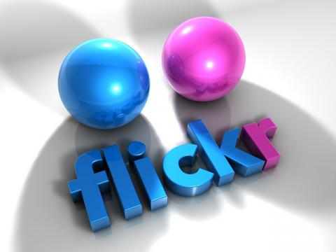 Logo de Flickr
