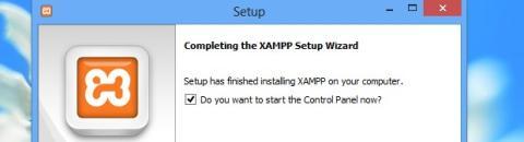 Instala XAMPP