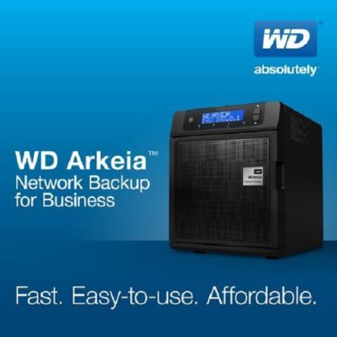 WD Arkeia, nuevos sistemas de copia de seguridad