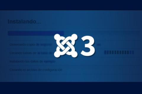 Instala Joomla 3 en tu PC