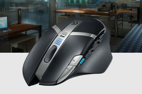 Logitech G602, el ratón con menor consumo de batería