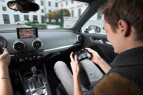 Audi S3 Sportback con 4G LTE
