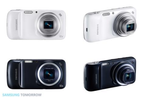El híbrido de cámara y smartphone Samsung Galaxy S4 Zoom con 4G LTE llega a Europa