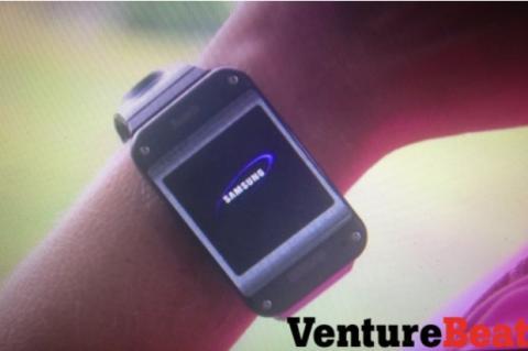 Supuestas imágenes y datos reales del reloj inteligente Samsung Galaxy Gear