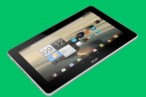 Acer Iconia A3, tablet de 10 pulgadas con audio 5.1 en IFA 2013