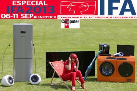 IFA 2013: avance de las novedades de la feria de Berlín