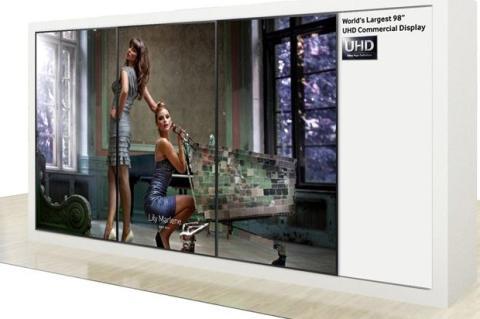 Samsung Videowall